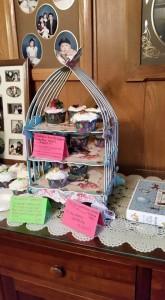 bird cage tier