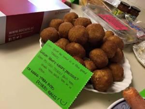 food potato balls
