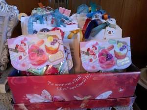 party favor fairy box