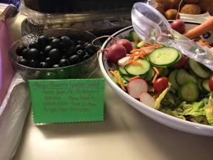 peter rabbit garden salad